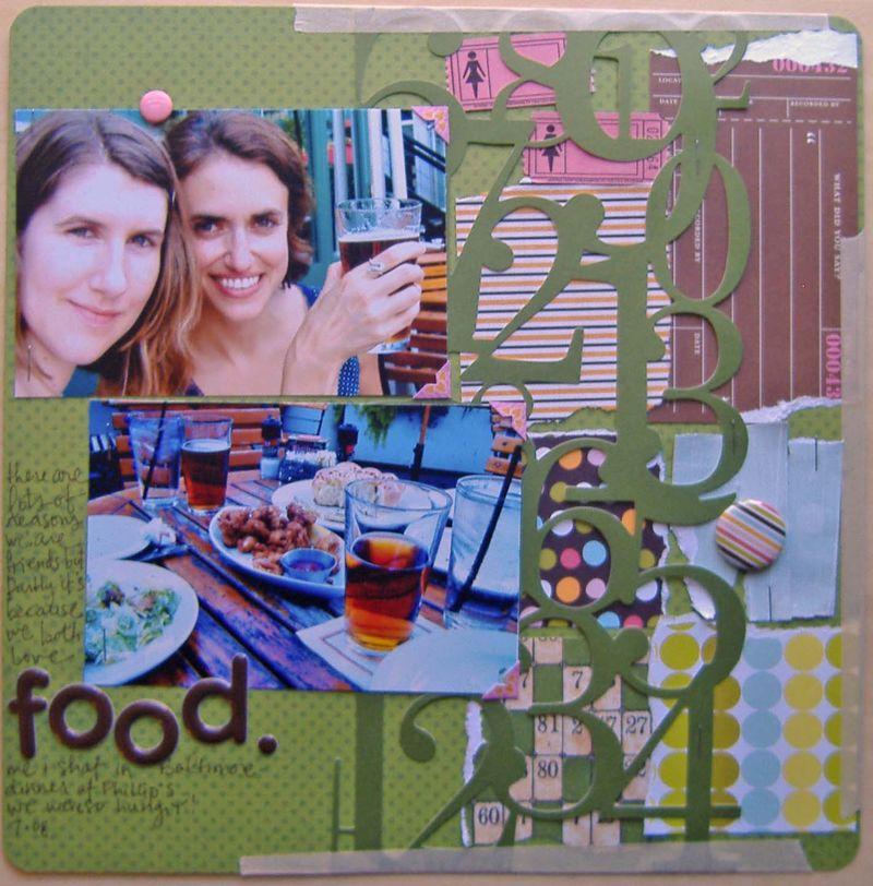 Anja - food