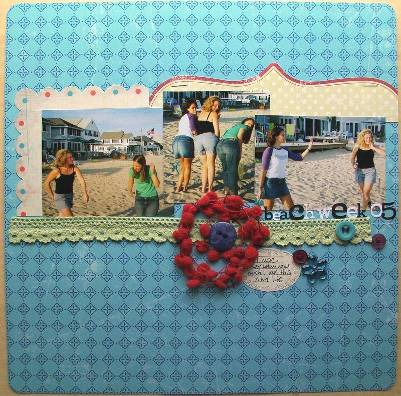 Anja - beach week 05