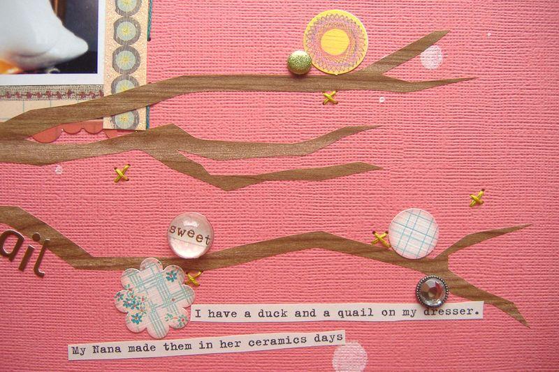 Anja - duck & quail detail 2