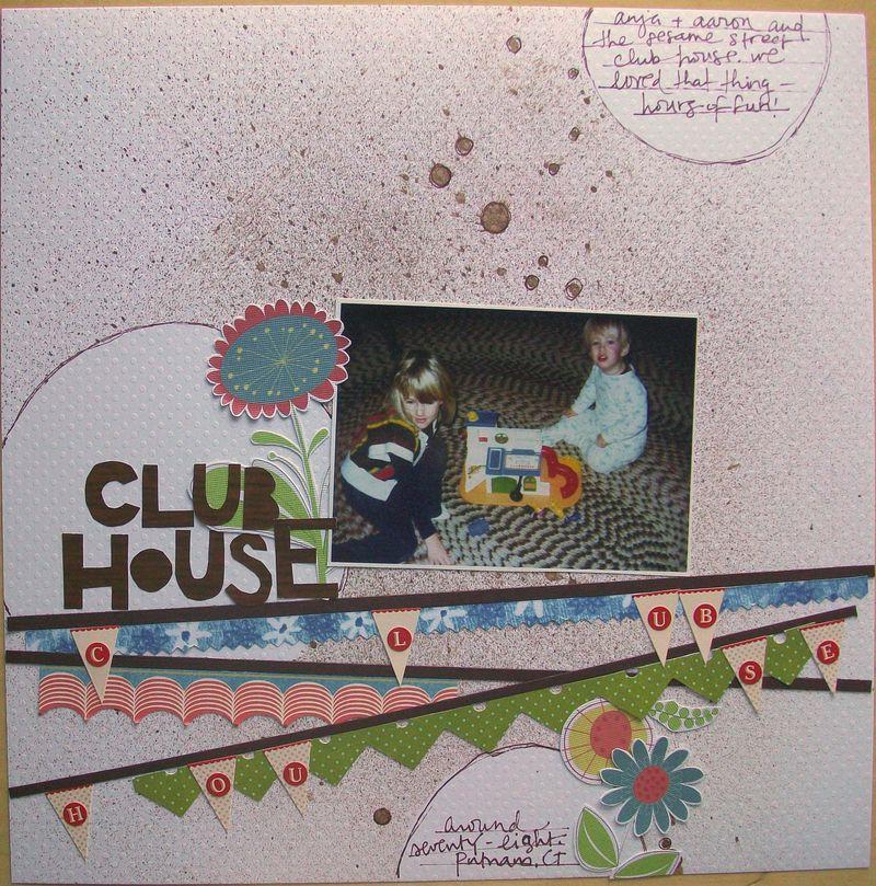 Anja - club house