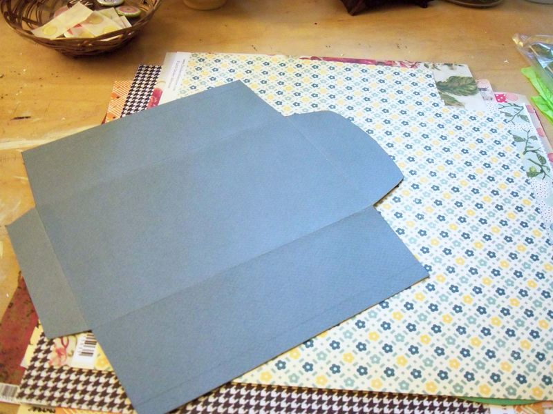 Envelope supplies