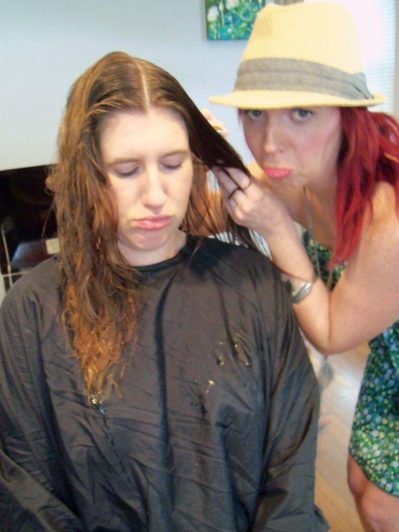 Hair post 1