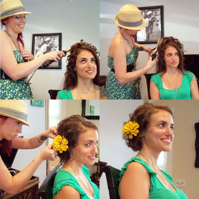 Hair post 3